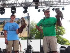 Hootie at ROMP 2015